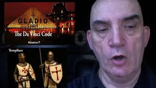 Code de Gladio & Da Vinci Code, les liens: Anagramme, JP Marielle, St Sulpice, Templiers...