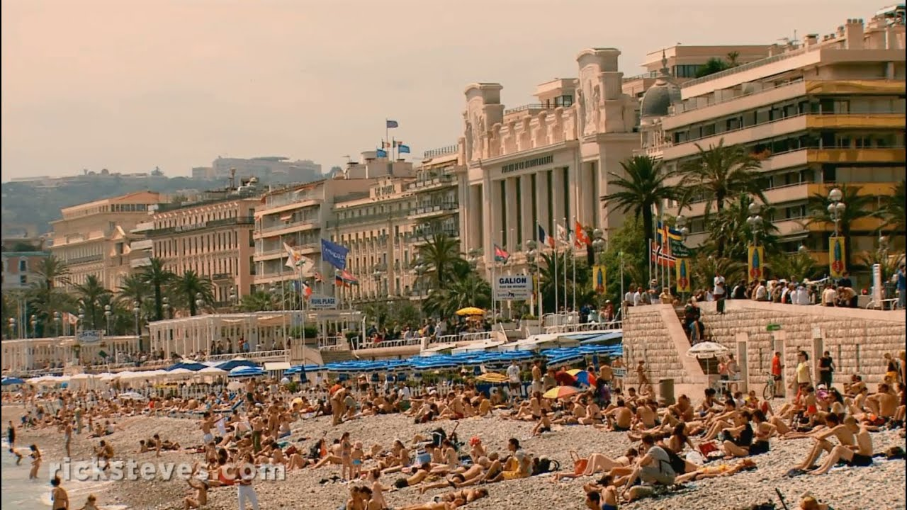Nice, France: Beaches, Pasta And Perfume