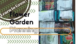 How to Plan a Flower Garden in Zone 6/7 - What to Plant and When?
