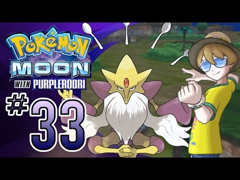 Let's Play Pokemon: Sun and Moon - Part 33 - Poni Plains!