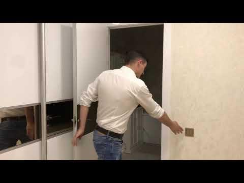 Ремонт 1-к квартиры 48 кв.м. с планировкой 1+  с Владимиром Стегареску в ЖК Клевер парк Тюмень