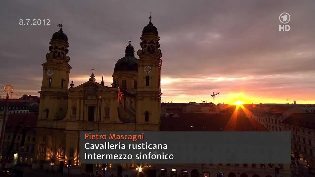 Mascagni: Intermezzo (Cavalleria Rusticana) - YouTube