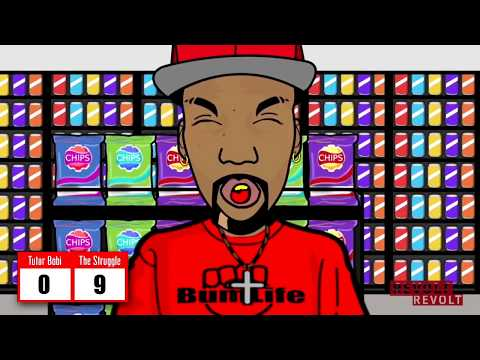 When you try to buy a cigarello without your ID | Cartoon Tutor Babi