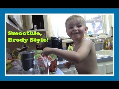 Download Makin' a smoothie!