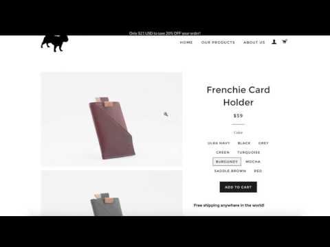 Indiegogo customers tutorial