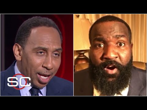 Kendrick Perkins and Stephen A. Smith react to the James Harden trade to the Nets | SportsCenter