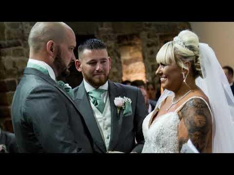 Richard & Amii's Wedding at the Fantastic Mosborough Hall Hotel