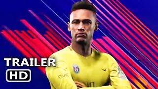 PS4 - Fifa 18 Neymar to PSG Trailer (2017)