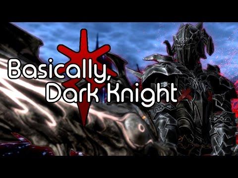 Basically, Dark Knight [FFXIV]