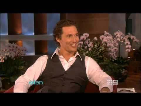 Matthew McConaughey 1 (Ellen)
