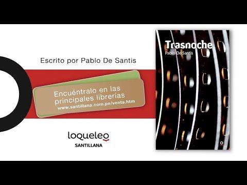 Book trailer: Trasnoche - Pablo de Santis