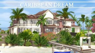 The Sims 3 House Building - Caribbean Dream - Speed Build