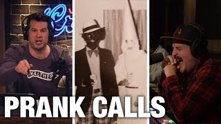 PRANK CALLS: Black People React to Northam