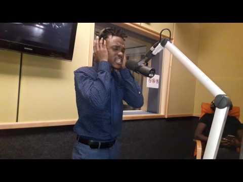 Zetman Perfoming Live On Ukhozifm Inambanamba