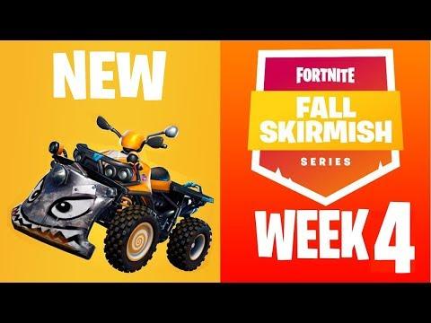$10M Fortnite Fall Skirmish (WEEK 4) #FALLSKIRMISH Myth, Tfue, Ninja (HIGHLIGHTS)