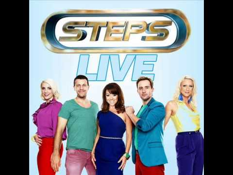 Steps The Ultimate Tour 2012 Live Recording @ Birmingham LG Arena