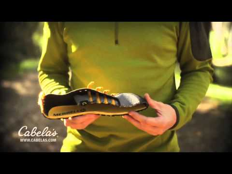 Merrell® Trail Barefoot Running Shoes