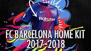 The new fc barcelona home kit is defined by an updated interpretation of traditional blaugrana stripes and aeroswift technology, for cutting edge perform...