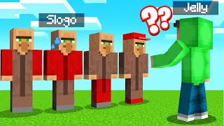 WHICH ONE Is The REAL SLOGO?! (Minecraft Guess Who)