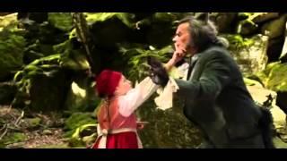 O Červené Karkulce - Pohádka bratří Grimmů