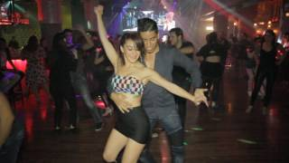 Maxi and Nahir Social Sensual bachata dance &quotSin Ti&quot