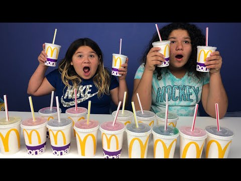 don't-choose-the-wrong-mcdonald's-drink-slime-challenge