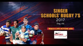 Singer Schools Rugby 7s   2nd July