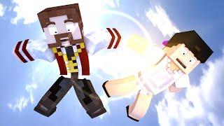 Minecraft: SUPER QUEDA 2 #17 - O LUIZ NÃO GOSTA MAIS DE MIM!! :/ (c/ Luiz)