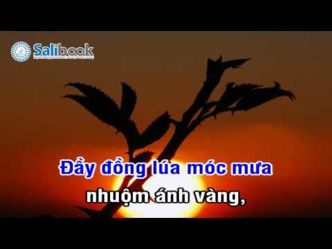 [Karaoke Thánh Ca HTTL-VN] 109 Trái Đầu Mùa - Salibook