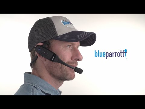 a937dfa1591 How to use the BlueParrott C400-XT Bluetooth headset - YouTube