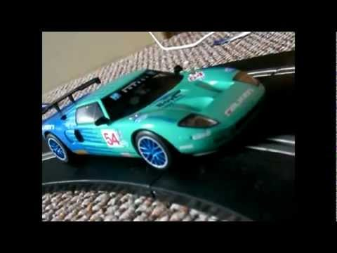Scalextric Test Drive: Ford GT-R
