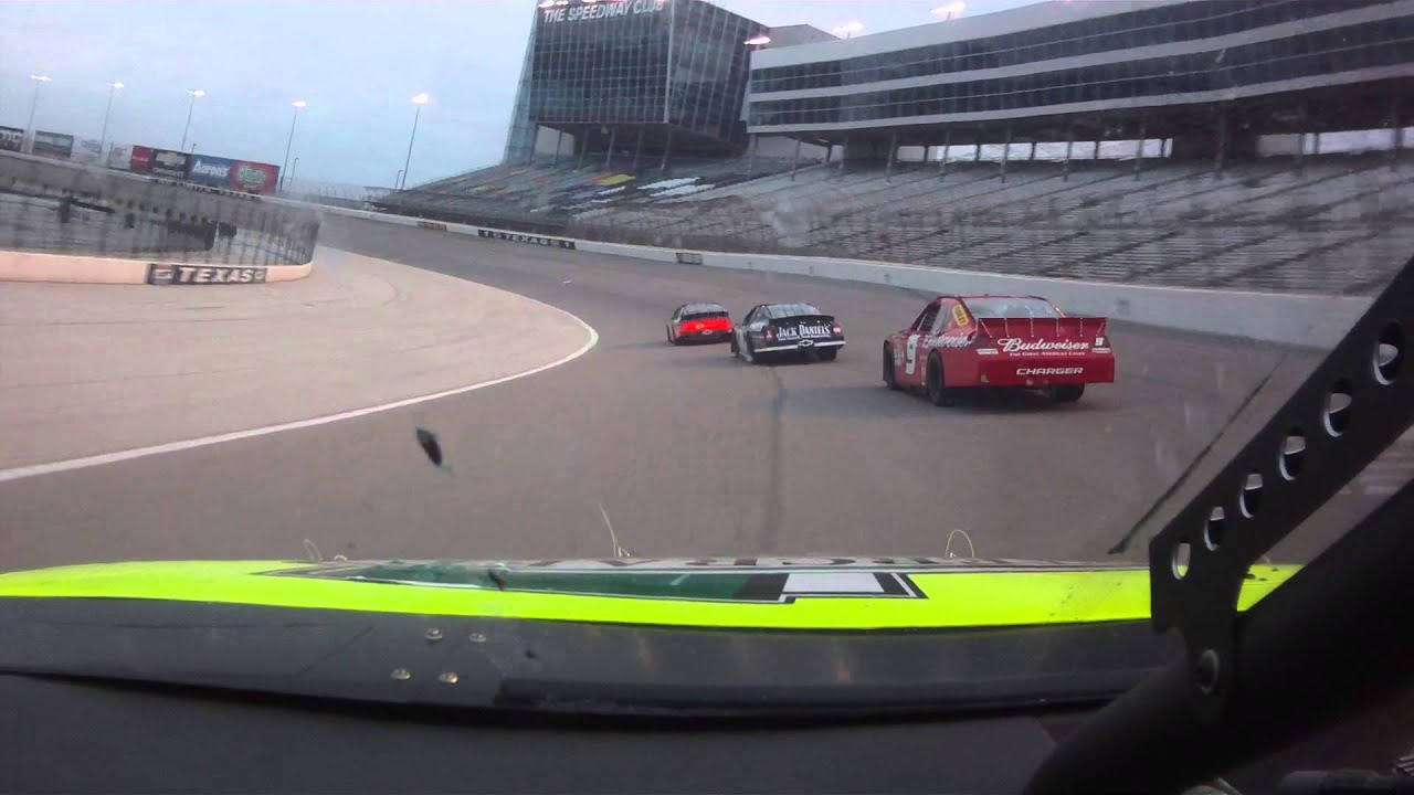 texas motor speedway ride along 2015 youtube