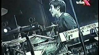 Lucybell - Solo Soy Un Adicto (Teatro Oriente 30.06.2000)