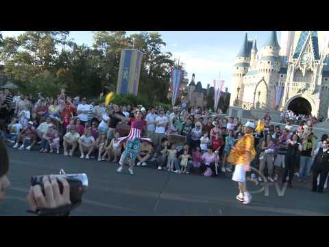 Move It Shake It Celebrate It Street Party in HD