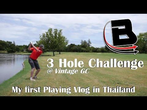 3 Hole Challenge | Vintage GC