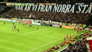 Djurgården vs  AIK