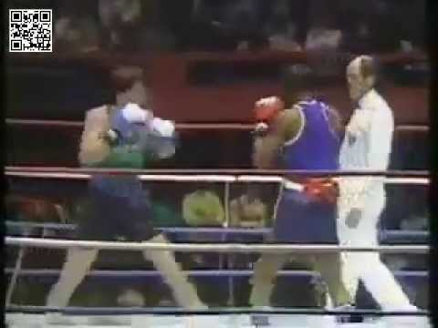 John Beckles vs Harry Lawson - Light Heavyweight ABA Championship 1987