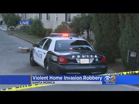 Home Invasion Suspect Sought In Santa Monica Knife Attack