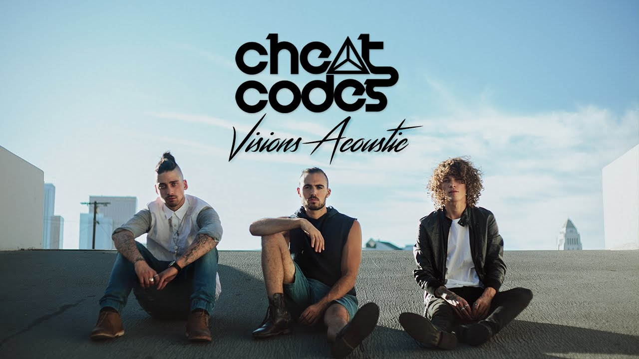 <b>Cheat Codes</b> - Visions Acoustic - YouTube