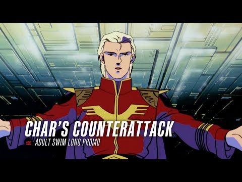 Adult Swim  Char's Counterattack Long