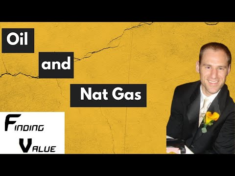 Oil and Natural Gas Companies in My Portfolio