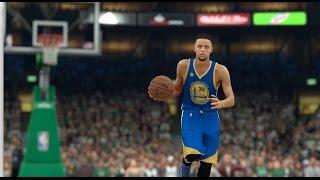 NBA 2K17 Isaiah Thomas Vs. Stephen Curry!! EPIC GAMEPLAY!