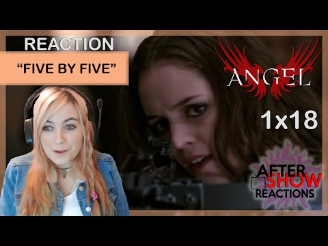 Angel S01E18 - Five By Five Reaction
