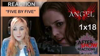 """Download Video Angel 1x18 - """"Five By Five"""" Reaction MP3 3GP MP4"""