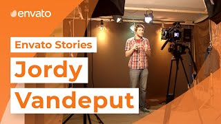 Envato Stories | Jordy Vandeput (Tuts+)