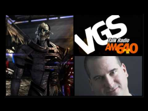 VGS Radio : Bioware Writer Drew Karpyshyn on KOTOR, Revan and Mass Effect