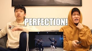 BLACKPINK - 'Kill This Love' DANCE PRACTICE VIDEO (MOVING VER.) REACTION [THE PRESENCE IS INSANE!!!]