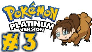 Let's Play: Pokémon Platinum DS! -- Episode 3