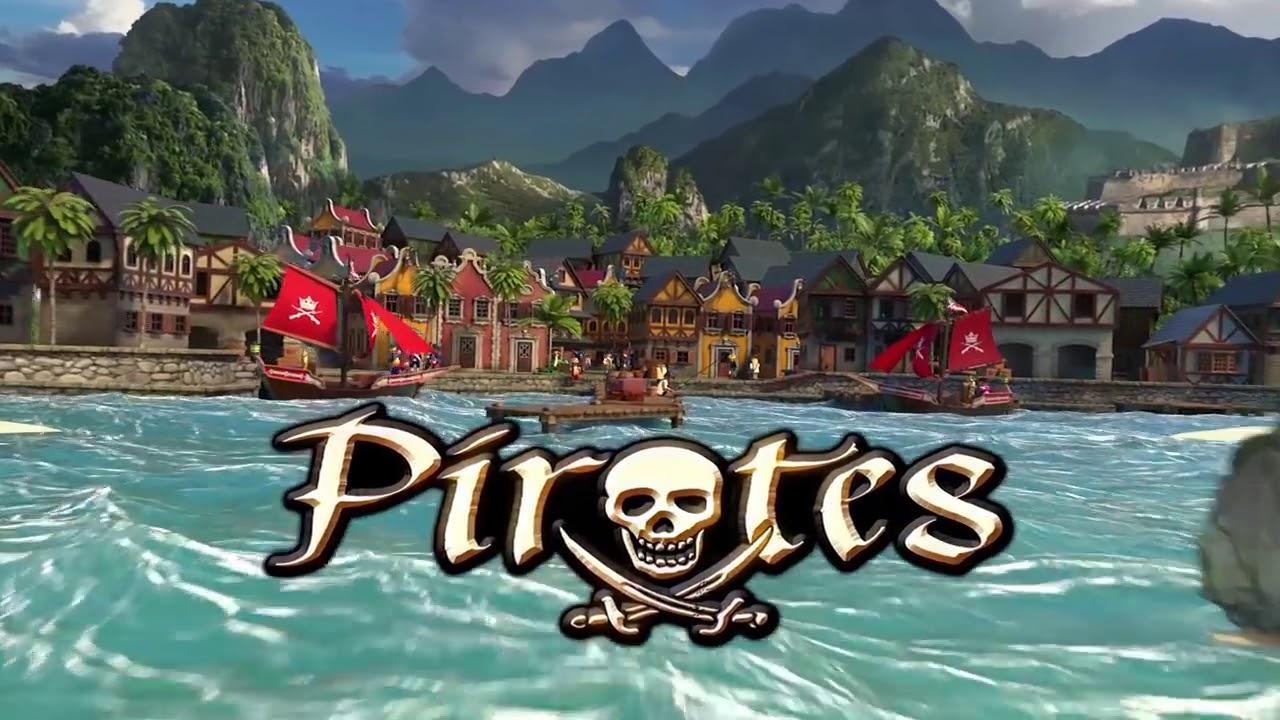 PLAYMOBIL Πειρατές - Η φωλιά του Κόρακα