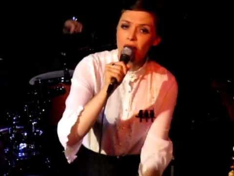 Sarah Blasko, Sleeper Awake. Jazz Cafe London. 13th February 2011